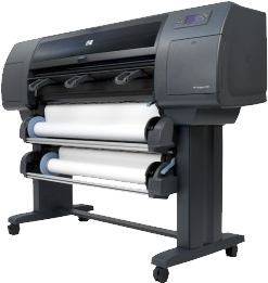 HP DESIGN JET 2000CP C4703A, C4703AR Printer service in New Jersey and New York