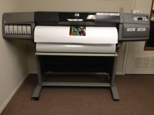 HP DESIGN JET 5500 (42-INCH) Q1251A, Q1251AR, Q1251V, Q1251VR, Q1252A, Q1252AR, Q1252V Printer service in New Jersey and New York