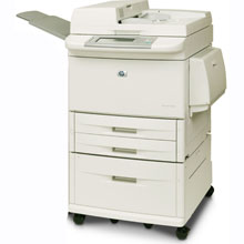 HP LASERJET 9040mfp Printer service in New Jersey and New York