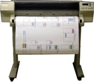HP DESIGN JET 3800CP C6084A, C6084AR Printer service in New Jersey and New York